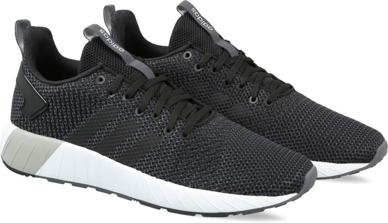 ADIDAS QUESTAR BYD Running Shoes For Men(Black)