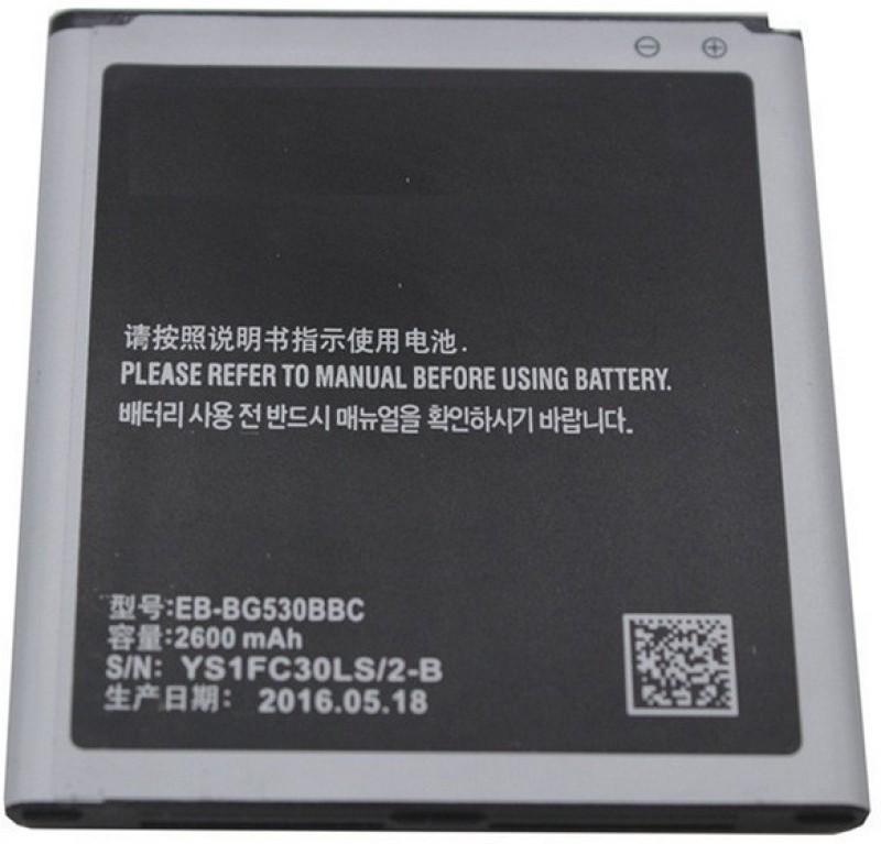 amnicor Battery - For Samsung Grand Prime G530(Black)