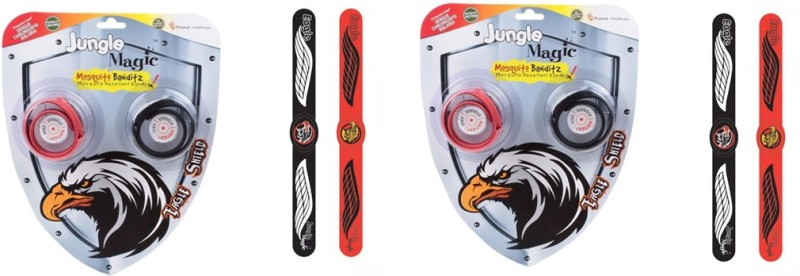 Jungle Magic Eagle Shield(Pack of 2)