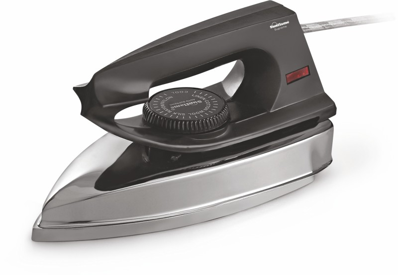 Sun Flame supreme Dry Iron(Black, Silver)