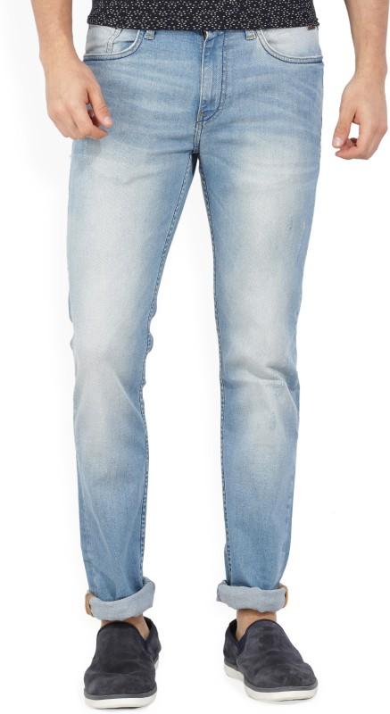 V Dot by Van Heusen Slim Mens Light Blue Jeans