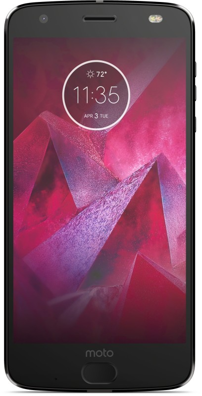 Moto Z2 Force (Super Black, 64 GB)(6 GB RAM)