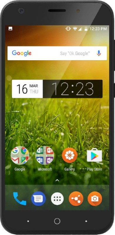 Smartron t.phone P (Black, 32 GB)(3 GB RAM)