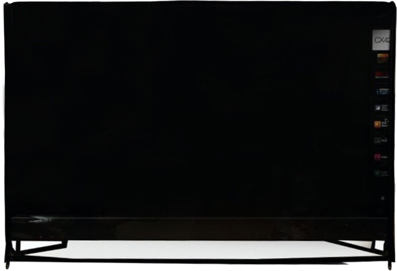 Dream Care Dust Proof LCD/LED Cover for 40 inch LCD/LED TV  - DC_TVC_PVC_TRANS_36x20x3(Transparent)