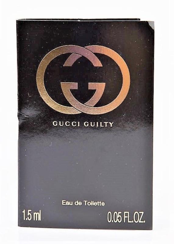 GUCCI Guilty Eau de Toilette - 1.5 ml(For Women)