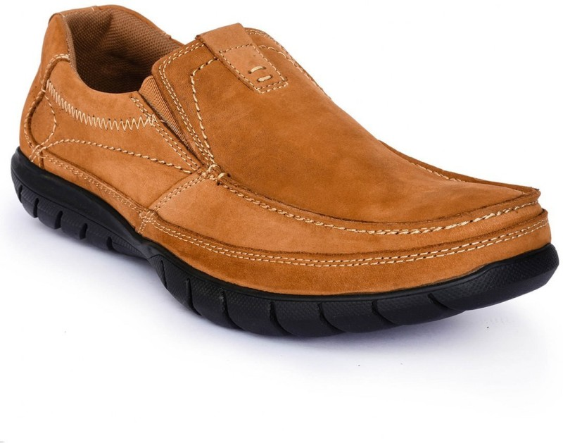 Action Shoes Casuals For Men(Tan)