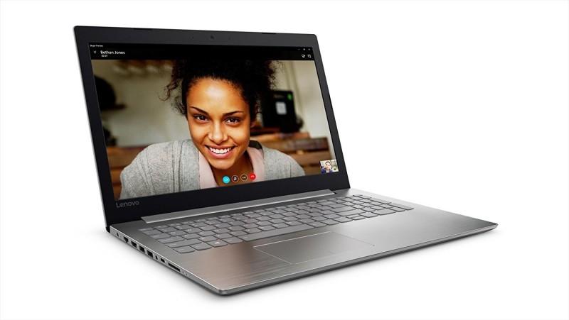 Lenovo Ideapad 320 Core i3 6th Gen - (4 GB/2 TB HDD/Windows 10 Home/512 MB Graphics) Ideapad 320 Laptop(15.6 inch, Onyx Black) image