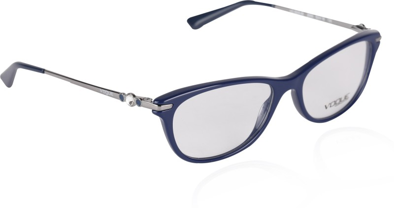 Vogue Full Rim Cat-eyed Frame(53 mm)