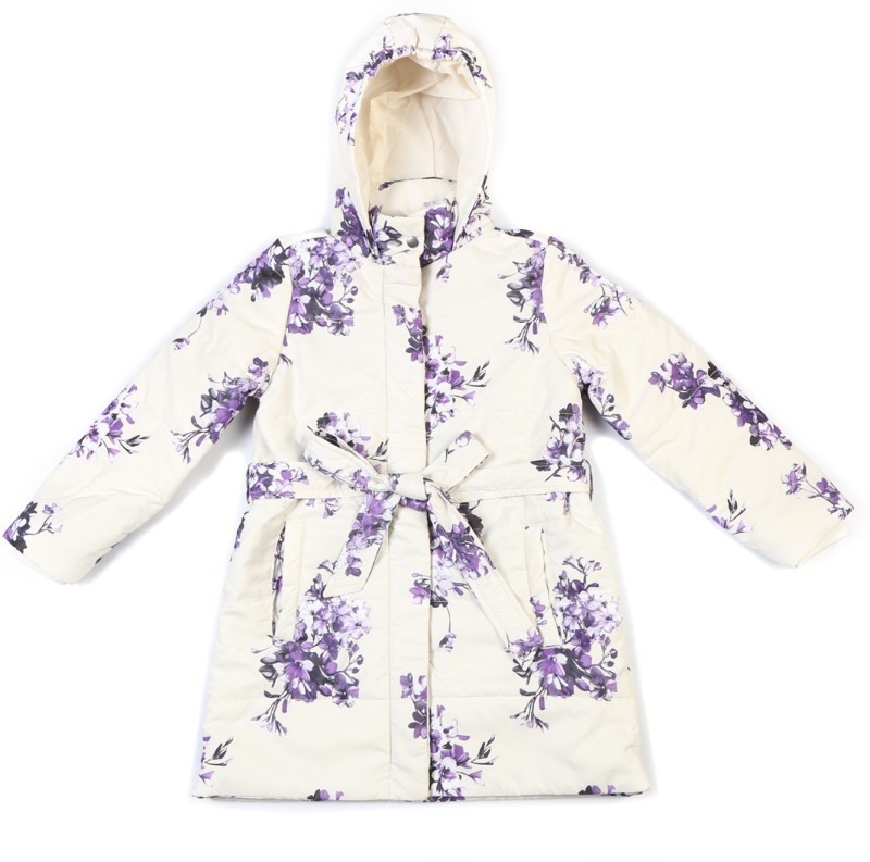 Allen Solly Full Sleeve Printed Girls Jacket
