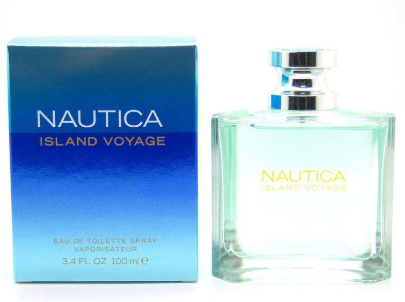 Nautica Island Voyage Eau de Toilette - 100 ml(For Men)