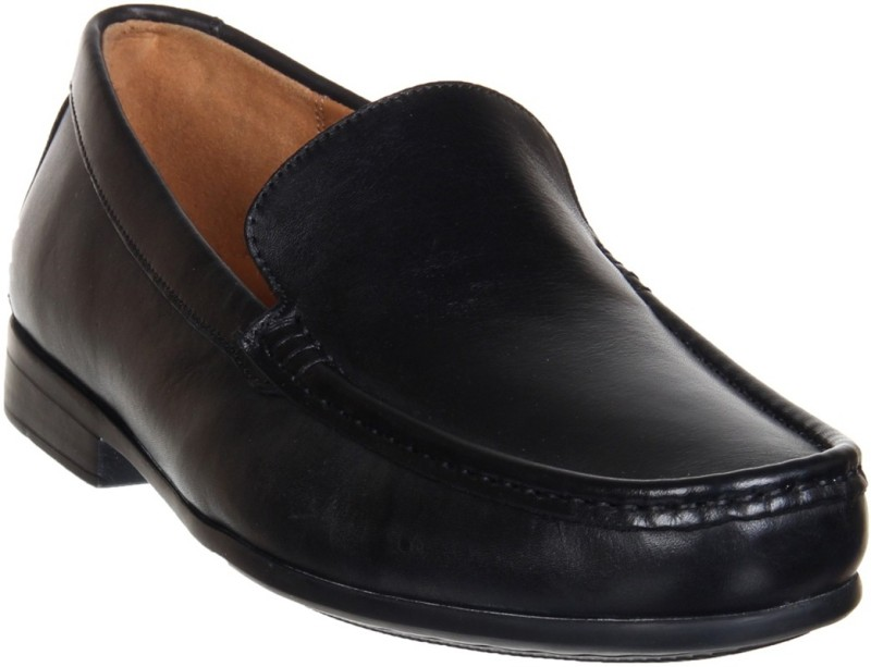 Clarks Loafers For Men(Black)