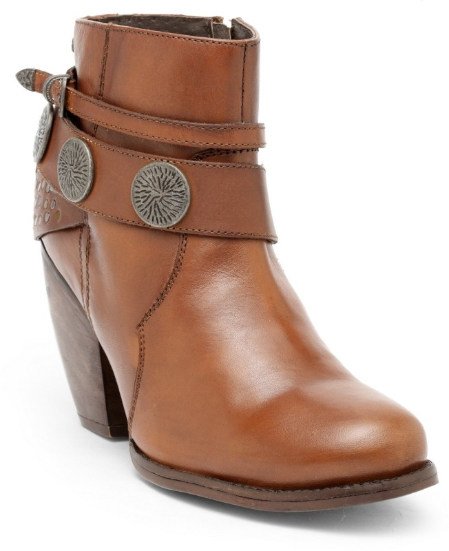 iLO Boots For Women(Tan)