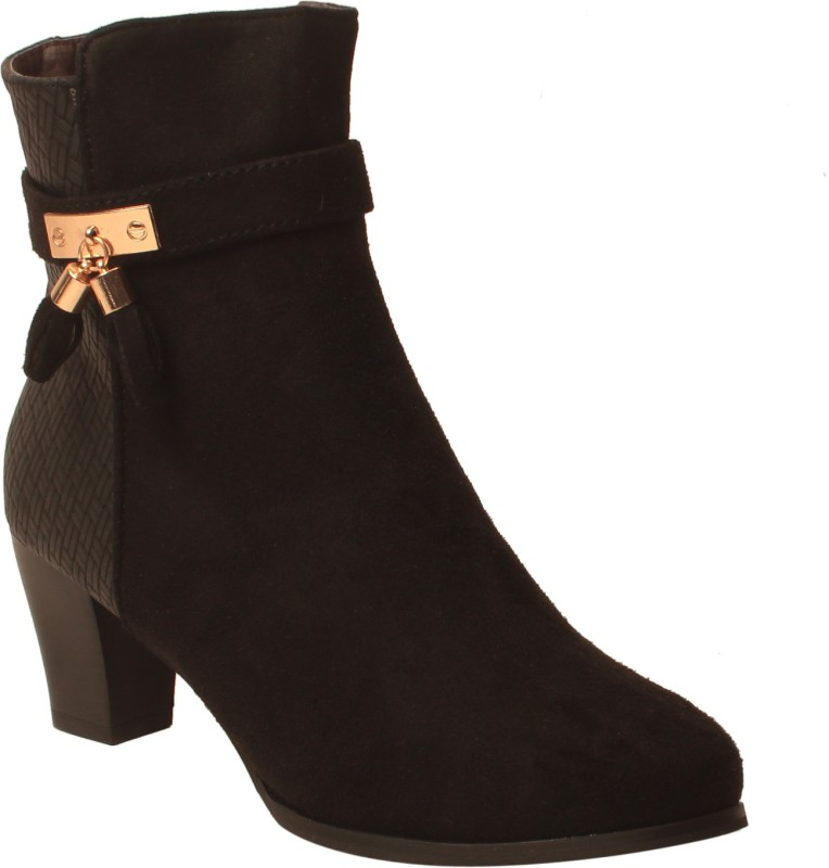 MSC Boots For Women(Black)