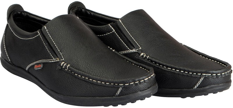Bata Mens Loafers For Men(Black)