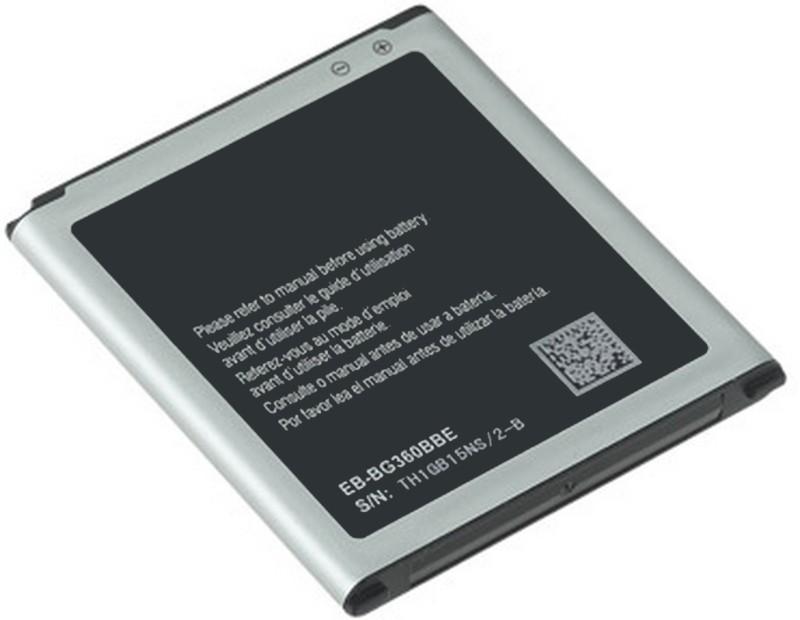 Amnicor Battery - For SAMSUNG GALAXY CORE PRIME G360 | J2 EB-BG360BBE(Black)