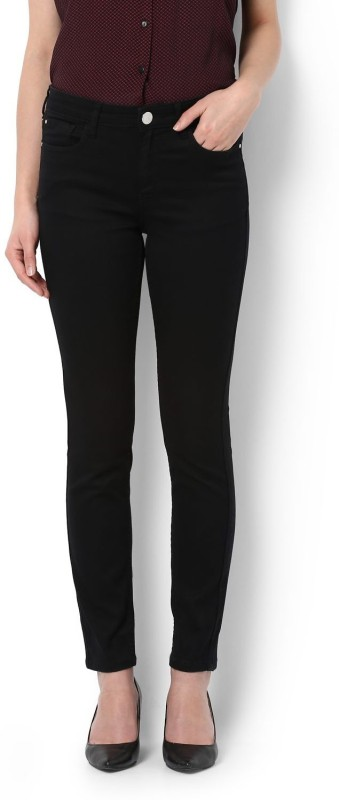Van Heusen Regular Women Black Jeans