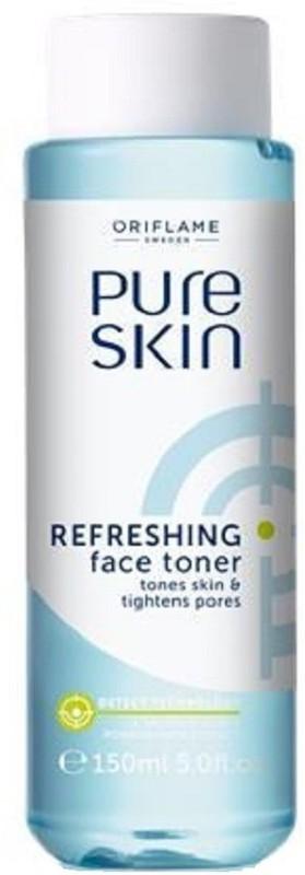 Oriflame Sweden Pure Skin Refreshing Face Toner(150 ml)