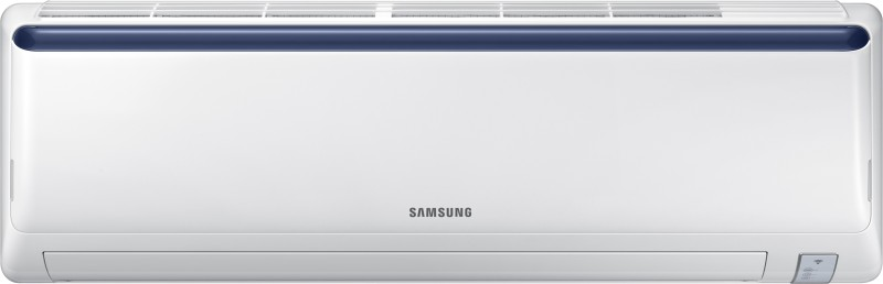 Samsung 1 Ton 3 Star BEE Rating 2017 Split AC - White(AR12NV3JLMC, Alloy Condenser)
