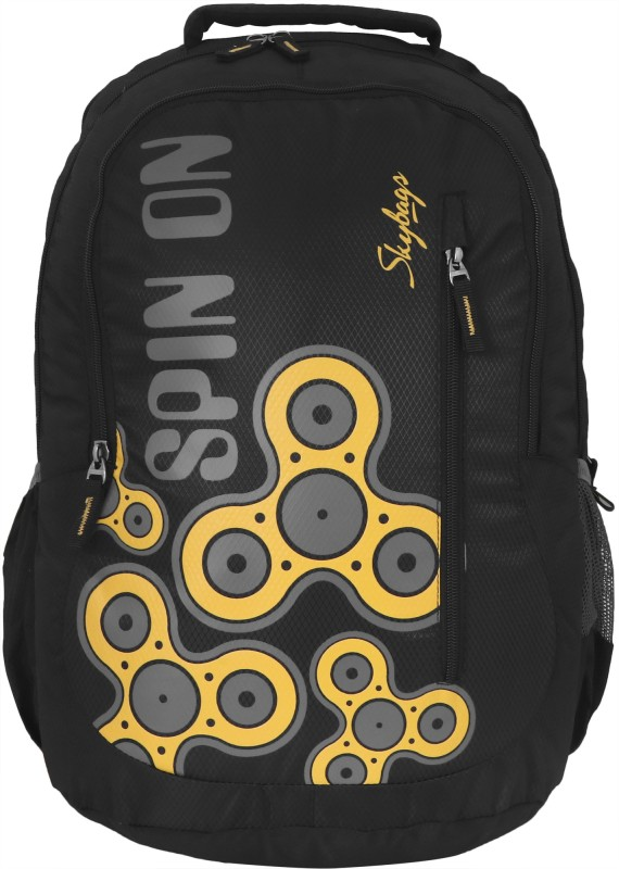 Skybags Bingo 03 35 L Backpack(Black)