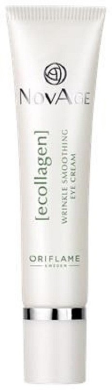 Oriflame Sweden NovAge Ecollagen Wrinkle Smoothing Eye Cream(15 ml)
