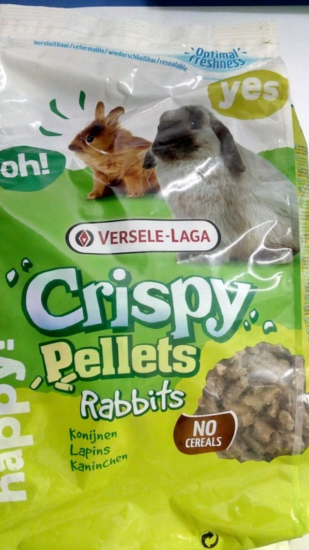 versele-laga Crispy pellets Rabbits 2.0 kg Dry Rabbit Food