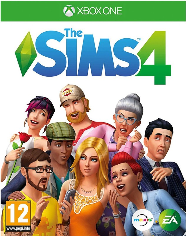 The Sims 4(for Xbox one)