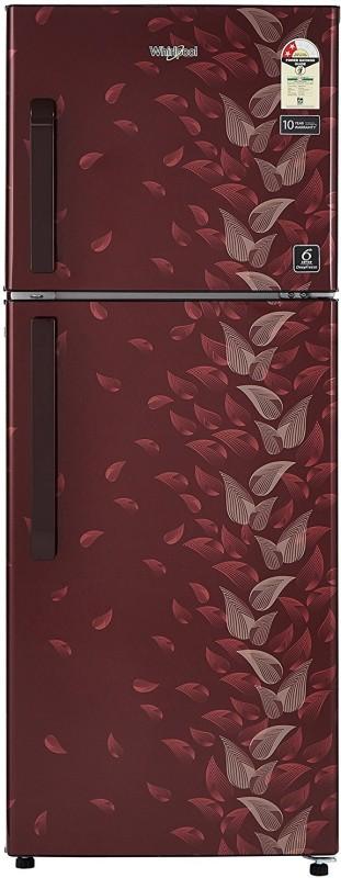 Whirlpool 245 L Frost Free Double Door 2 Star Refrigerator(Wine Fiesta, NEO FR258 CLS PLUS WINE FIESTA (2S))