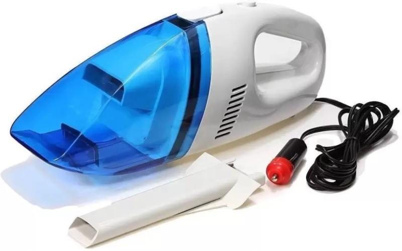 Lagom (C-6135) Ultra Portable 12v Car Mini Dust Car Vacuum Cleaner� Dry Vacuum Cleaner(Multicolor)