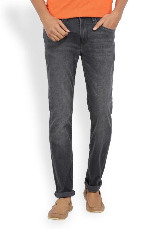 V Dot by Van Heusen Slim Mens Grey Jeans