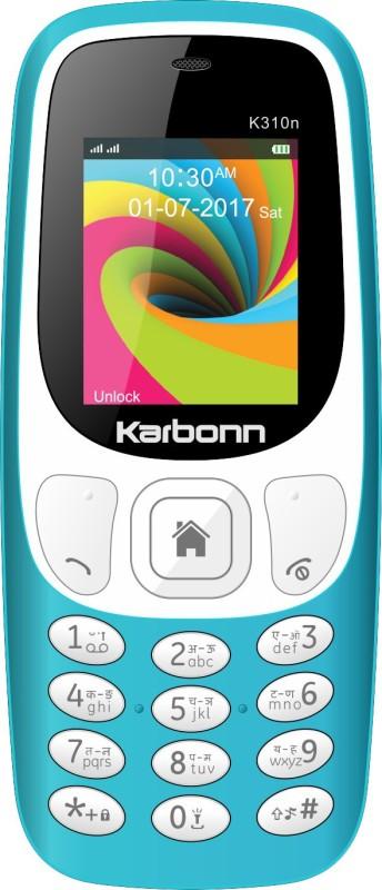 Karbonn K310n(Blue) image
