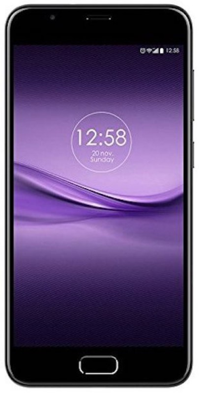 InFocus Turbo 5 Plus (Midnight Black, 32 GB)(3 GB RAM)