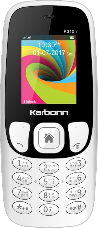 Karbonn K310n(White) image