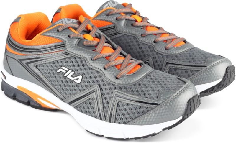 Fila KALVON Running Shoes For Men(Grey)