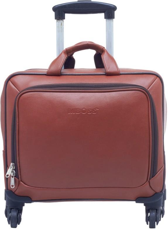Mboss Spinner Small Travel Bag(Tan)