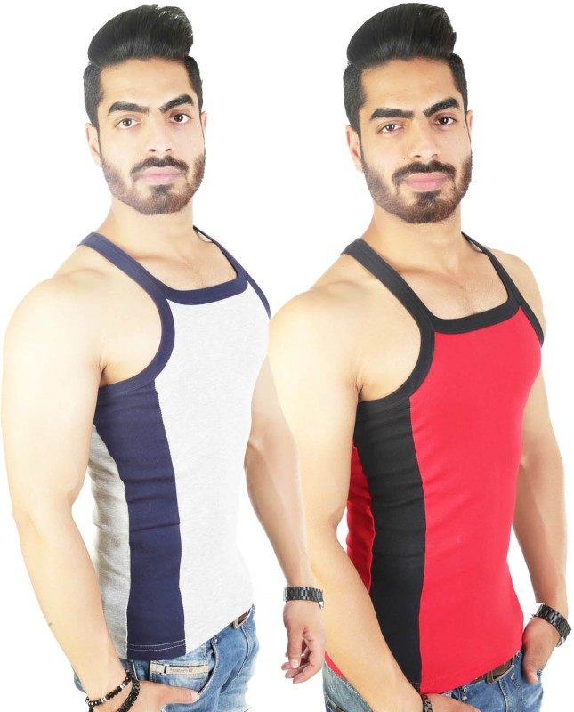 Zimfit Mens Vest(Pack of 2)