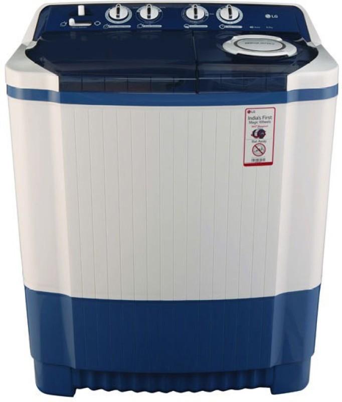 LG 8 kg Semi Automatic Top Load Washing Machine Blue(P9037R3SM)