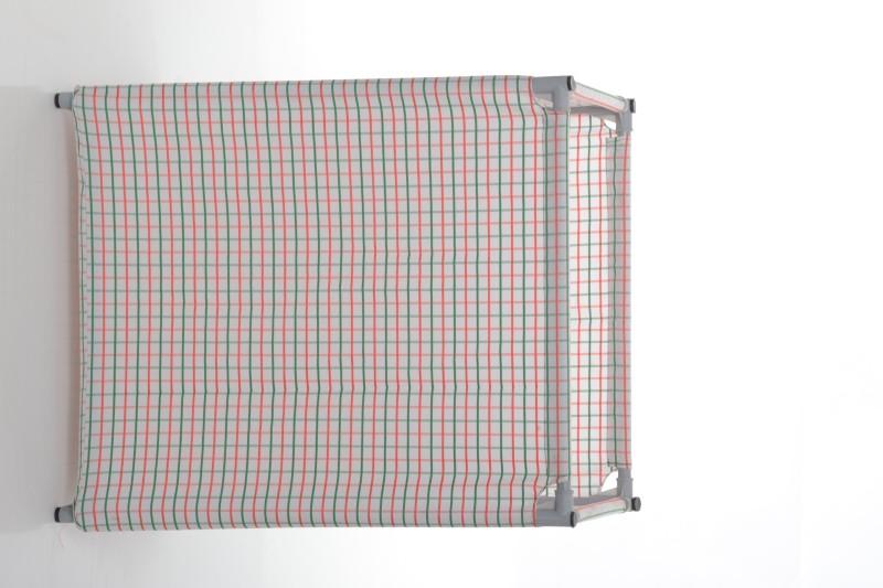 Pull n Dry Pull n Dry Laundry Bag Steel Floor Cloth Dryer Stand(Grey)