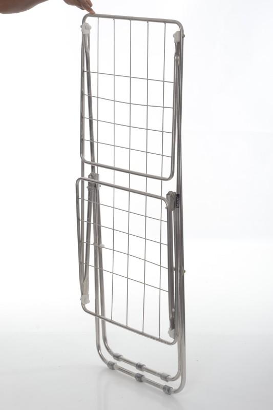 Pull n Dry Pull n Dry 4 Way floor Stand-Stainless Steel Stainless Steel Floor Cloth Dryer Stand(Steel)