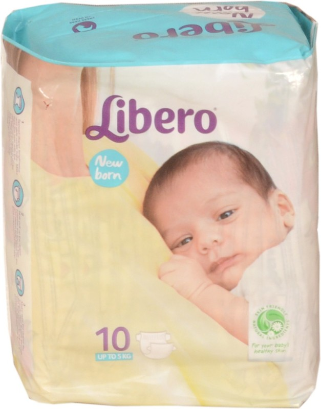 Libero diapers - S(10 Pieces)