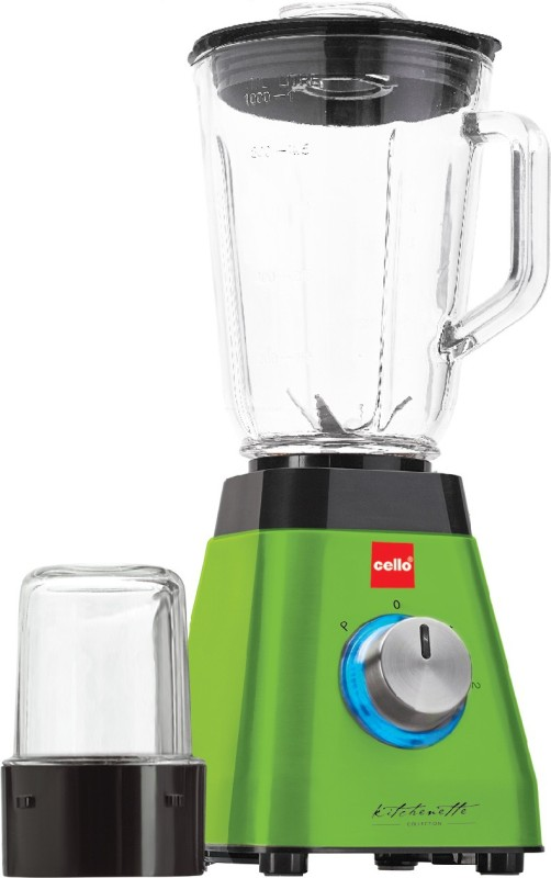 Cello Blend N Grind 100C 500 W Stand Mixer(Green)