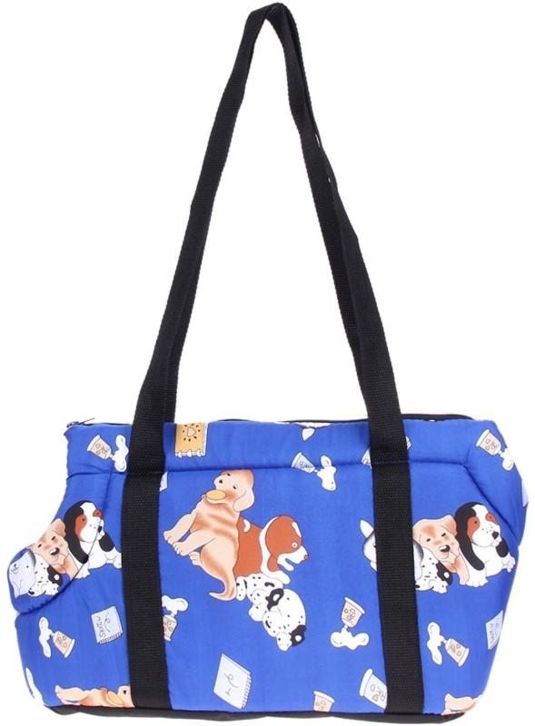 Sri Blue Purse Pet Carrier(Suitable For Dog, Cat)