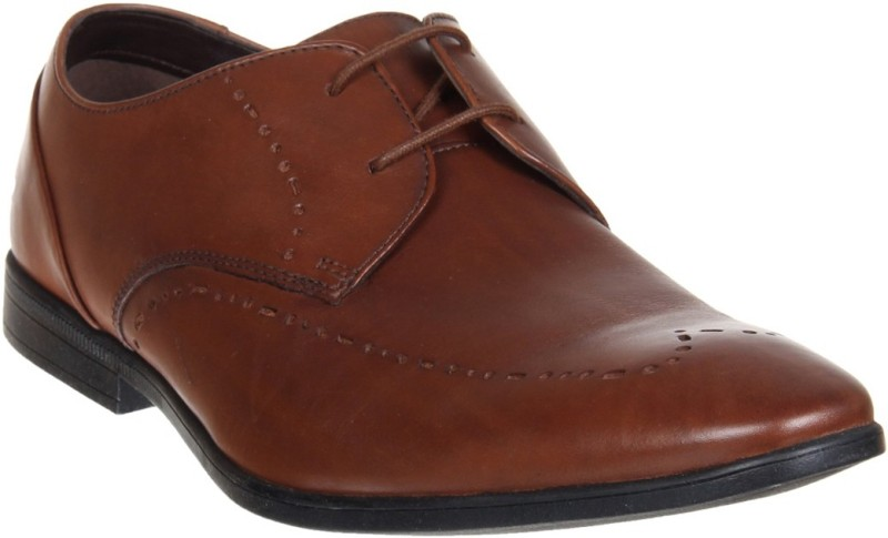 Clarks Derby For Men(Tan)