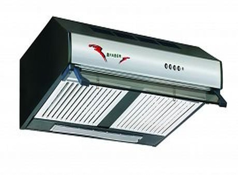 Faber Cleo PB BK Ltw 60 (with free sandwich maker from giftipedia) Wall Mounted Chimney(Black 700)