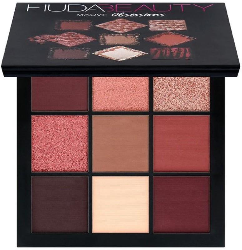 Huda Beauty Mauve_eyeshadow 9 g(Multicolor)