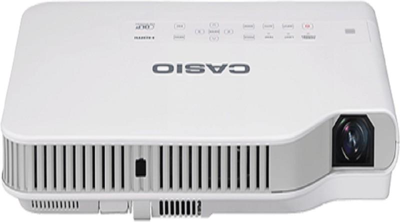 Casio XJ-A142 Portable Projector(White)
