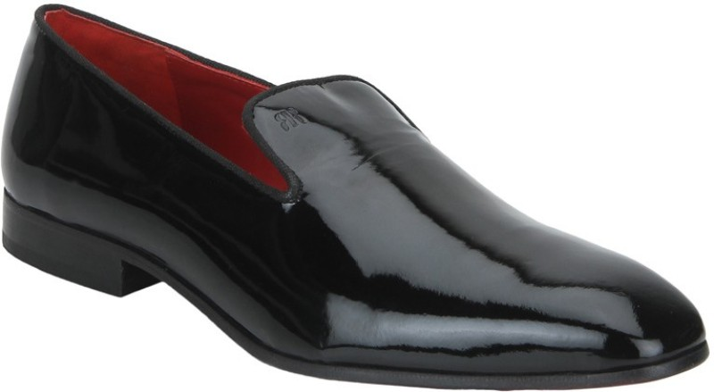 Raymond Slip On For Men(Black)