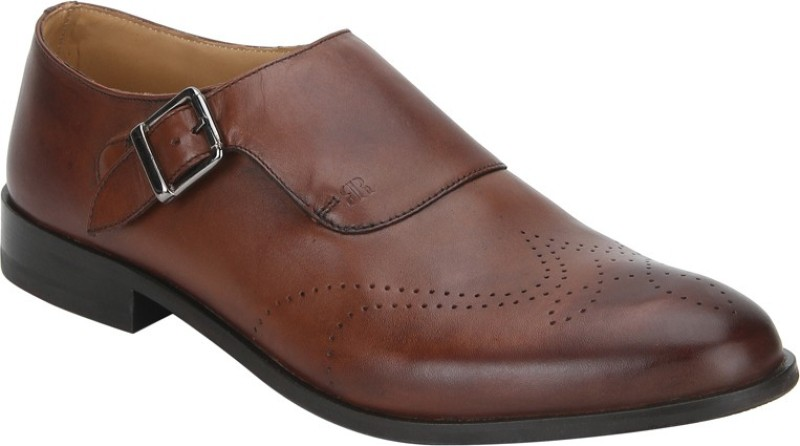 Raymond Slip On For Men(Brown)