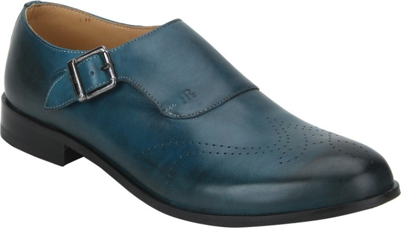 Raymond Slip On For Men(Blue)