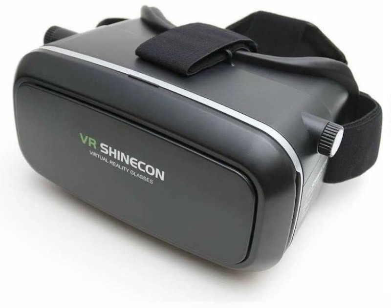 ReTrack SHINECON VR BOX Virtual Reality 3D Headset(Smart Glasses)