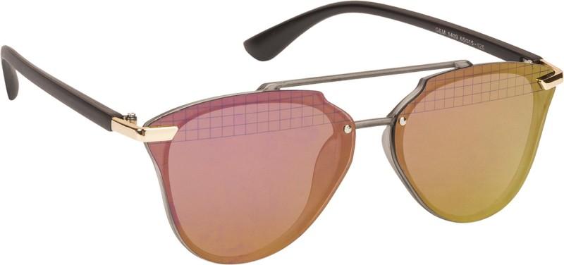 Danny Daze Cat-eye Sunglasses(Violet)